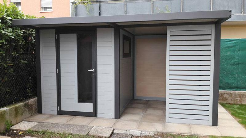 Casetta Giardino In Alluminio : Casette in alluminio venezia padova treviso lino quaresimin