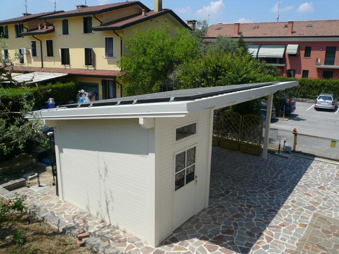 Pergole pompeiane in alluminio - Venezia Padova Treviso - Lino ...